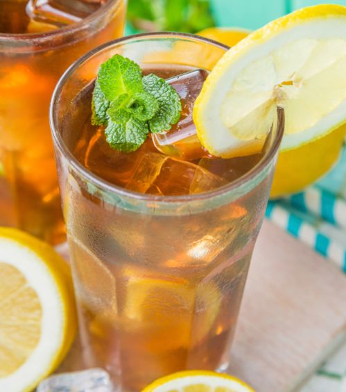 How to make iced tea?